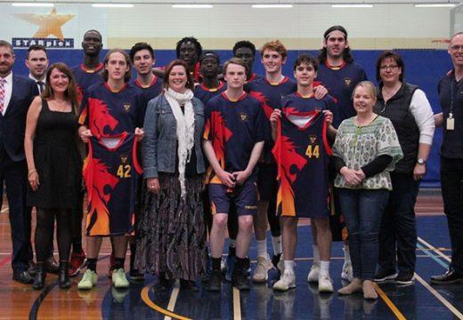 Basketball - graduating success