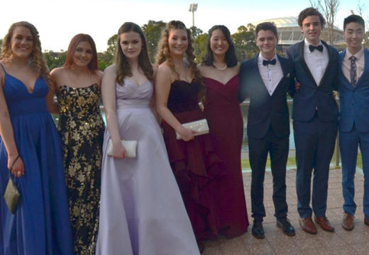 2019 Presentation Ball a Great Success