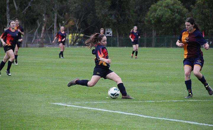 Soccer Trinity College